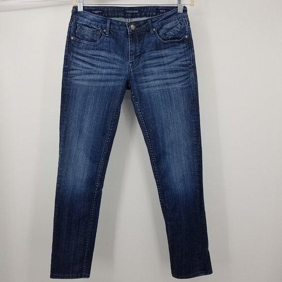 Vigoss The Thompson Tomboy Skinny Jeans